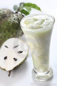 Check out soursop juice- fantastic with some ice cubes on a hot day