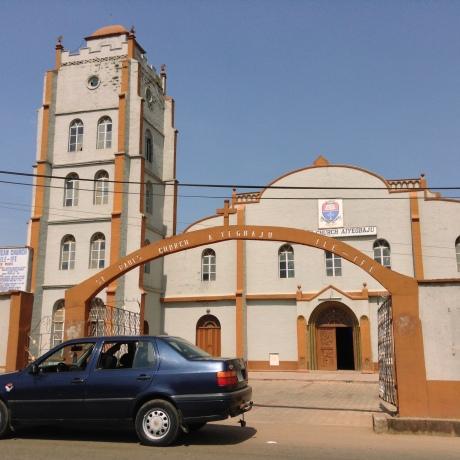 Anglican Church- Ayegbaju, Ilode Ile-Ife.