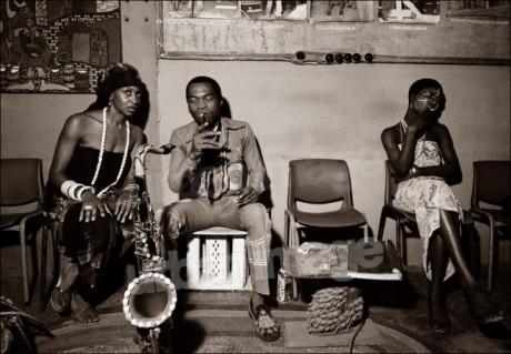World Music - Fela Kuti - Lagos - #uj_0114